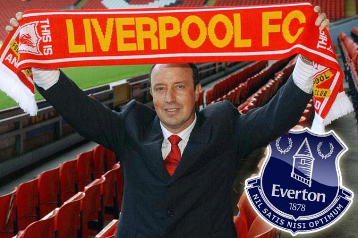 Benitez, Everton patronu olmak için önde gelen rakip