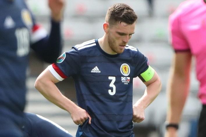 İskoçya, EURO 2020'nin açılış maçında Çek Cumhuriyeti'ne yenildi.