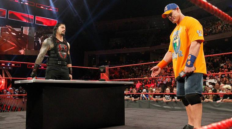 Cena ripped apart Reigns and expertly
