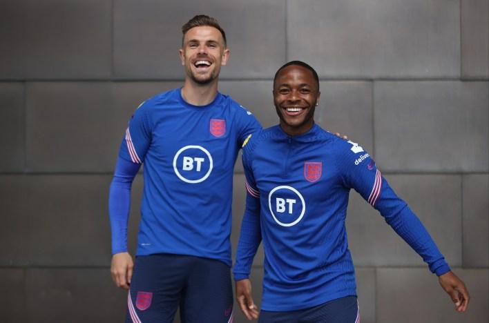 Henderson ve Sterling, futbolda son derece etkili figürlerdir.