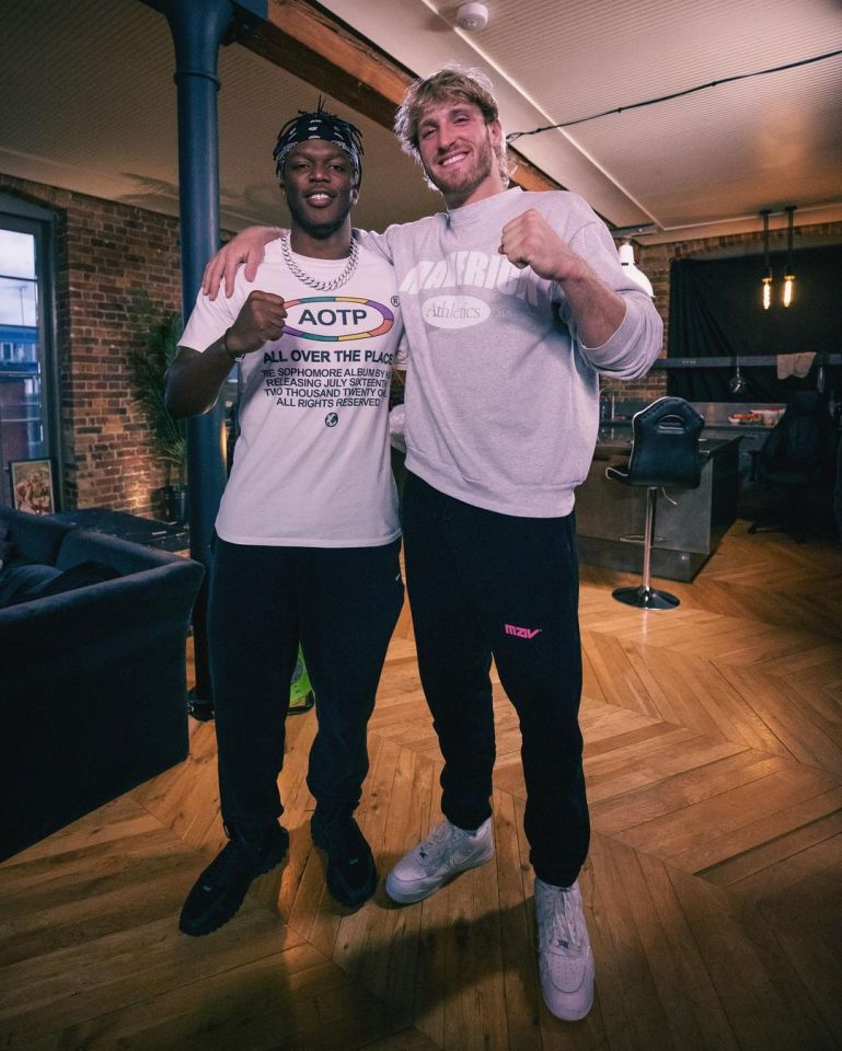 KSI and Logan reunited for an IMPAULSIVE podcast episode