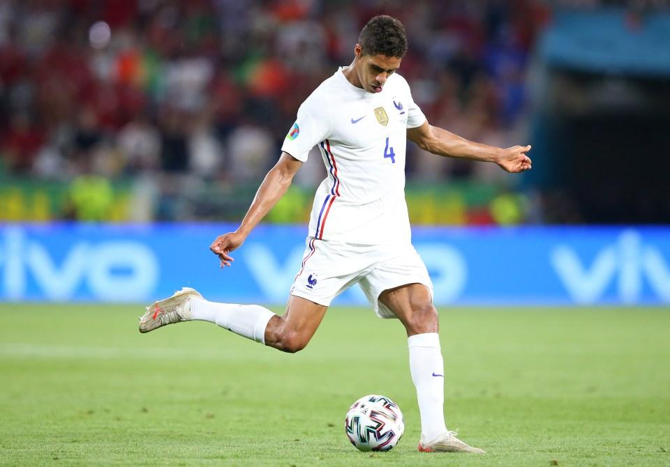 Varane 'complete center-back' reminds Evra of how Ferdinand played
