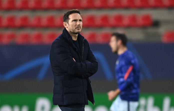 Lampard is the current bookies' favourite for the Newcastle job