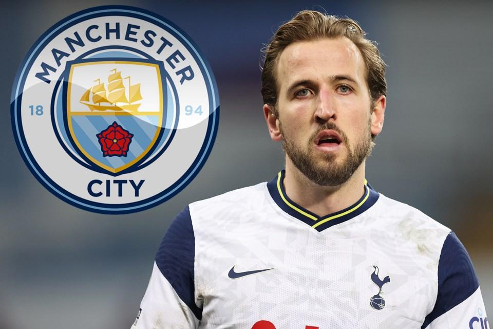 Kane may still have Man City on his mind