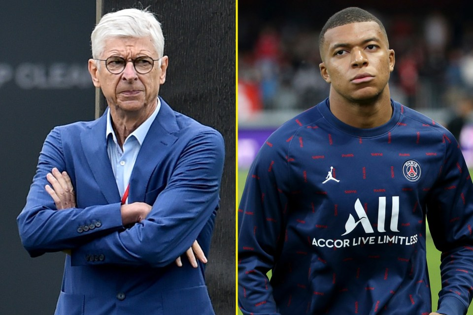 Wenger says Haaland is the game's next big scorer AFTER Mbappe