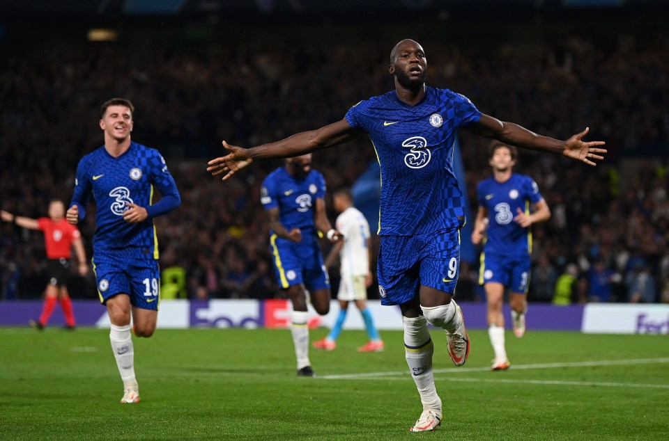 Lukaku continues to pay back his Chelsea record fee