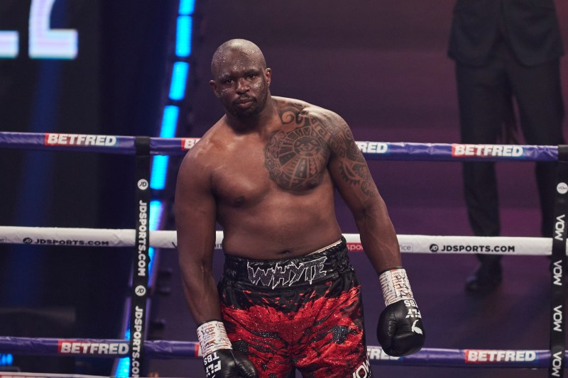 Dillian Whyte could be denied the chance to fight Fury
