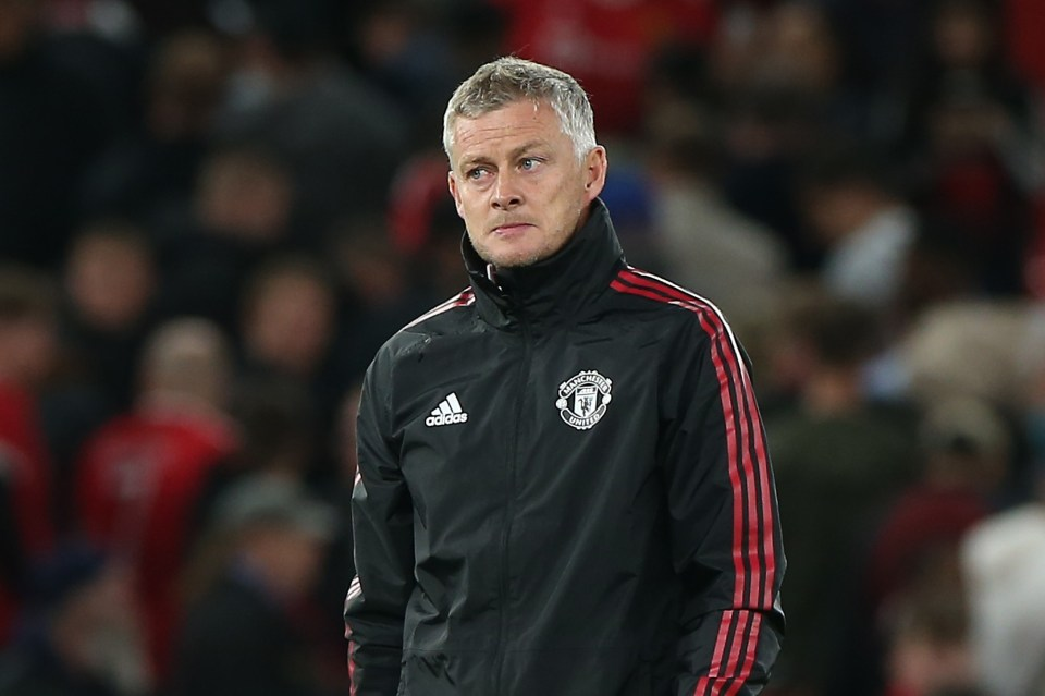 Solskjaer has been the subject of much criticism from media and fans in recent days