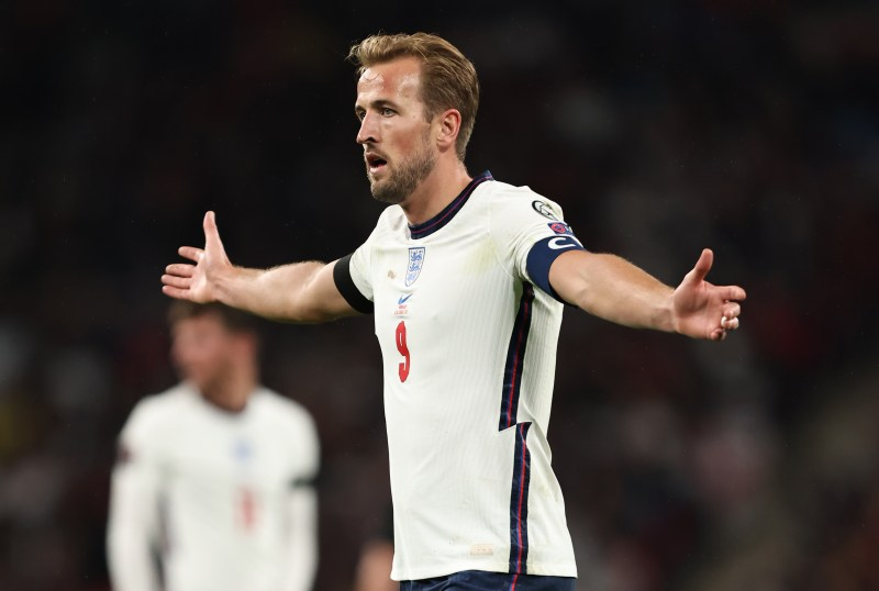 Harry Kane hasn't been at his best so far this season