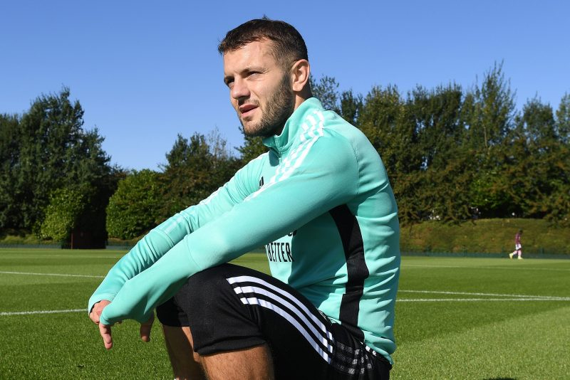Jack Wilshere has been back at Arsenal in a bid to get match fit, as he looks for a new club