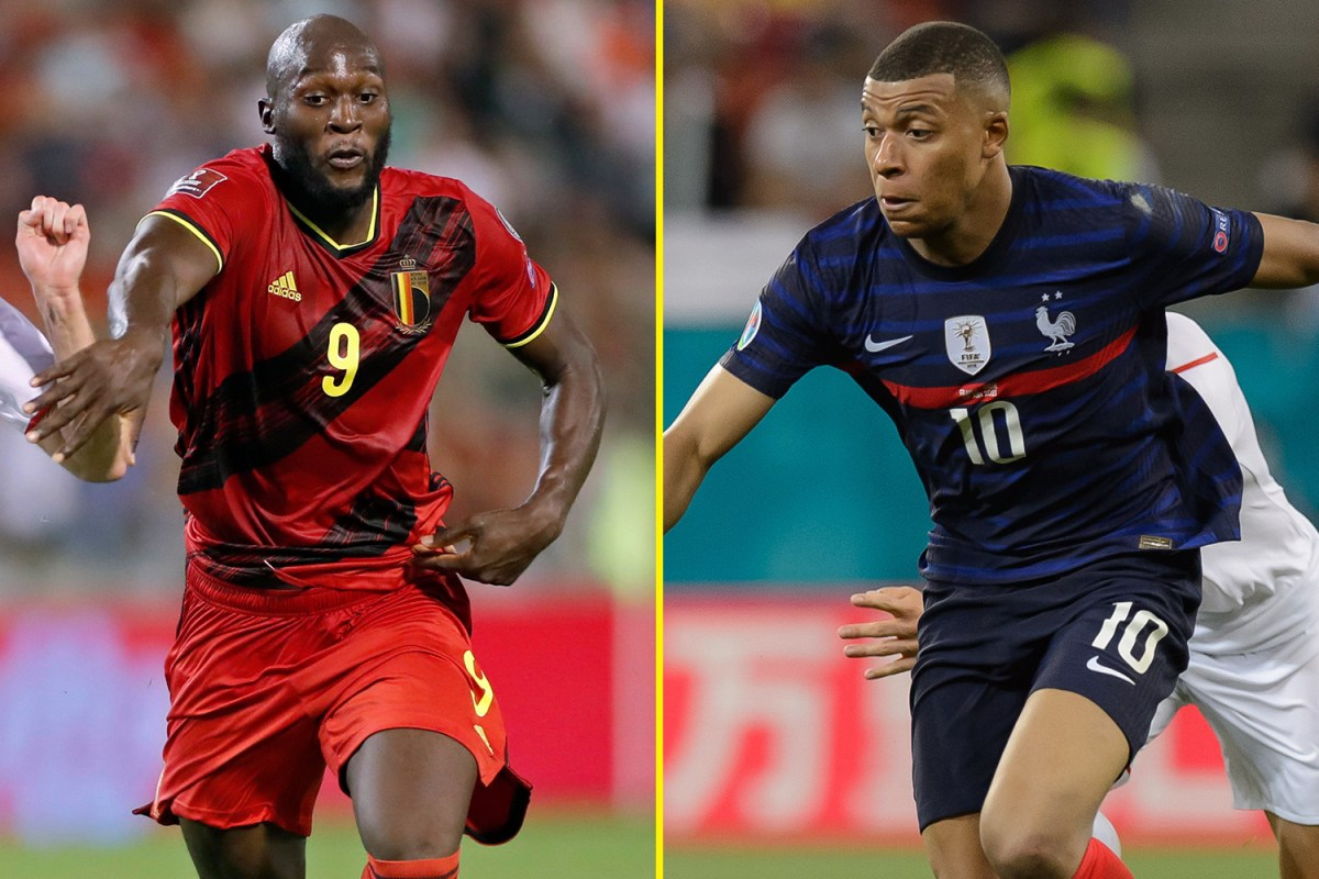 Match belgium vs france 2:3 in the uefa nations league (10/07/2021): Belgium v France   Football Souvenir's News