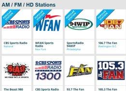 Philly Radio Stations