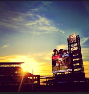 The sun has officially set on the Phils' 2014 season.