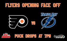 flyers opening promo 2015