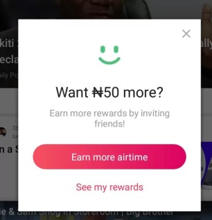 Earn ₦500 Free Airtime Using Opera News app
