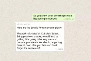 WhatsApp New Feature to Help Fight Fake Rumours