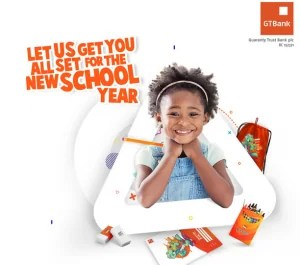 Everything About GTBank Back to School Offer