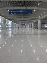 Really airport-like!