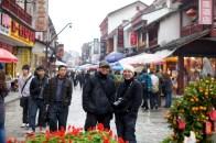 Yangshuo high street.