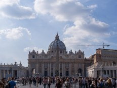 St. Peter Square.
