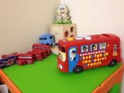 Ashton's bus collection