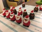 A little Santa race!