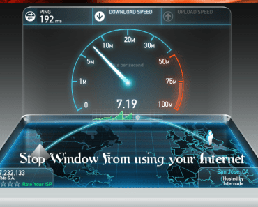 Save your internet bandwidth