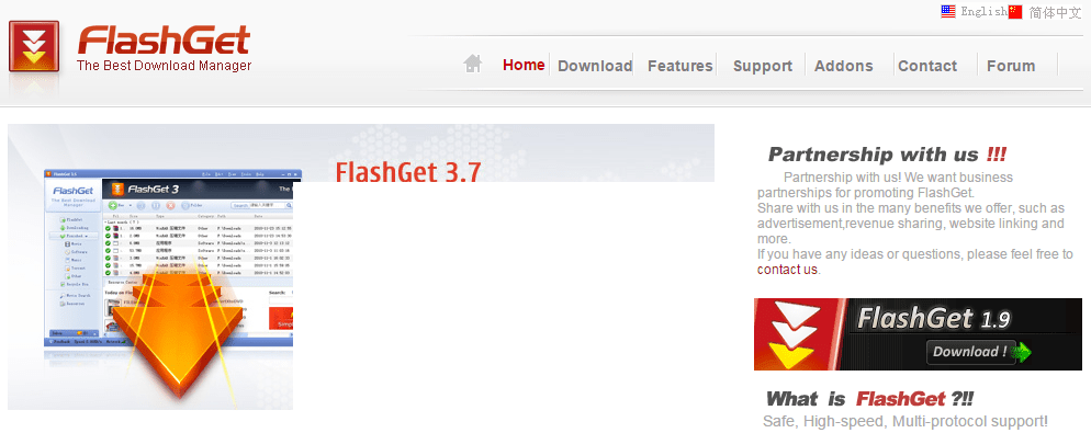 FlashGet IDM alternatives