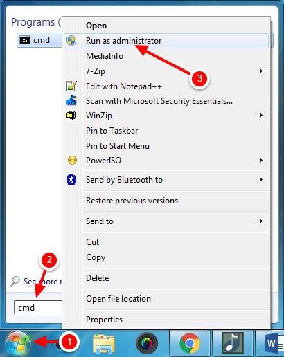Solve Cyclic Redundancy Check error