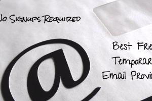 best temp mails