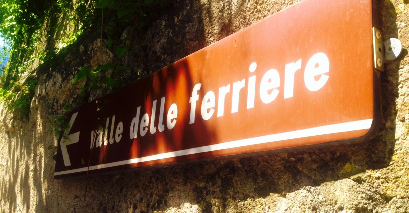 The Valley of the Fairies Amalfi Coast