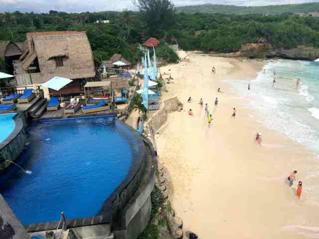 Dream Beach Hut, Dream Beach, Nusa Lembongan