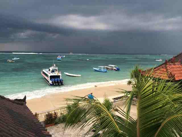 Jungutbatu Beach, Nusa Lembongan