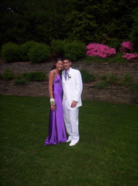 Proof - Picture from Senior Prom!
