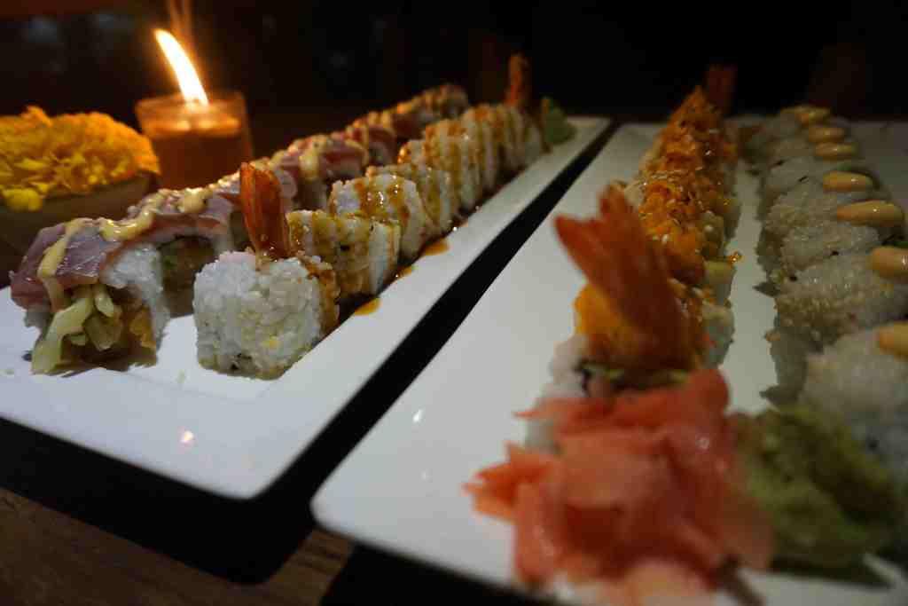 Toro Sushi in Ubud