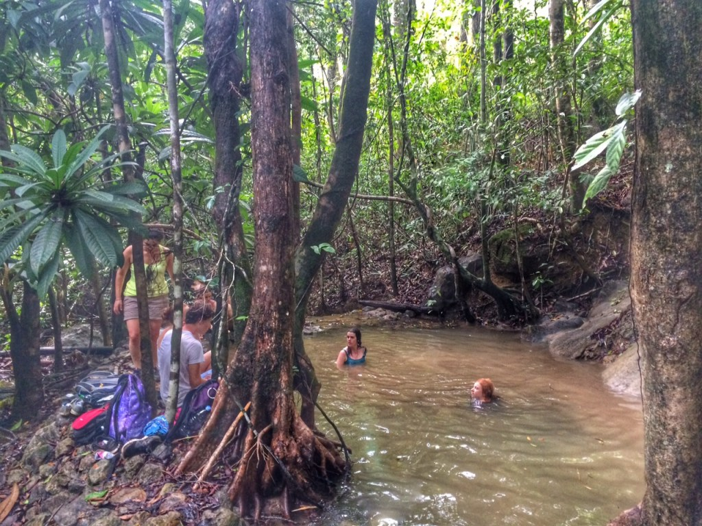 Tab Kak Hang Nak Hill Nature Trail, Krabi Thailand