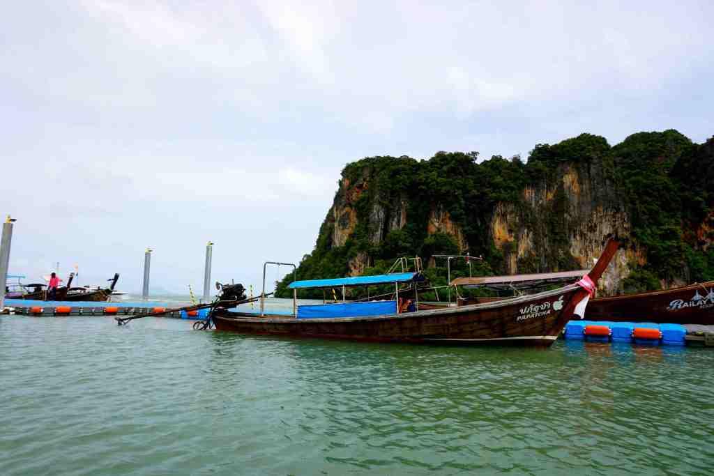 Railay Beach, Krabi Thailand