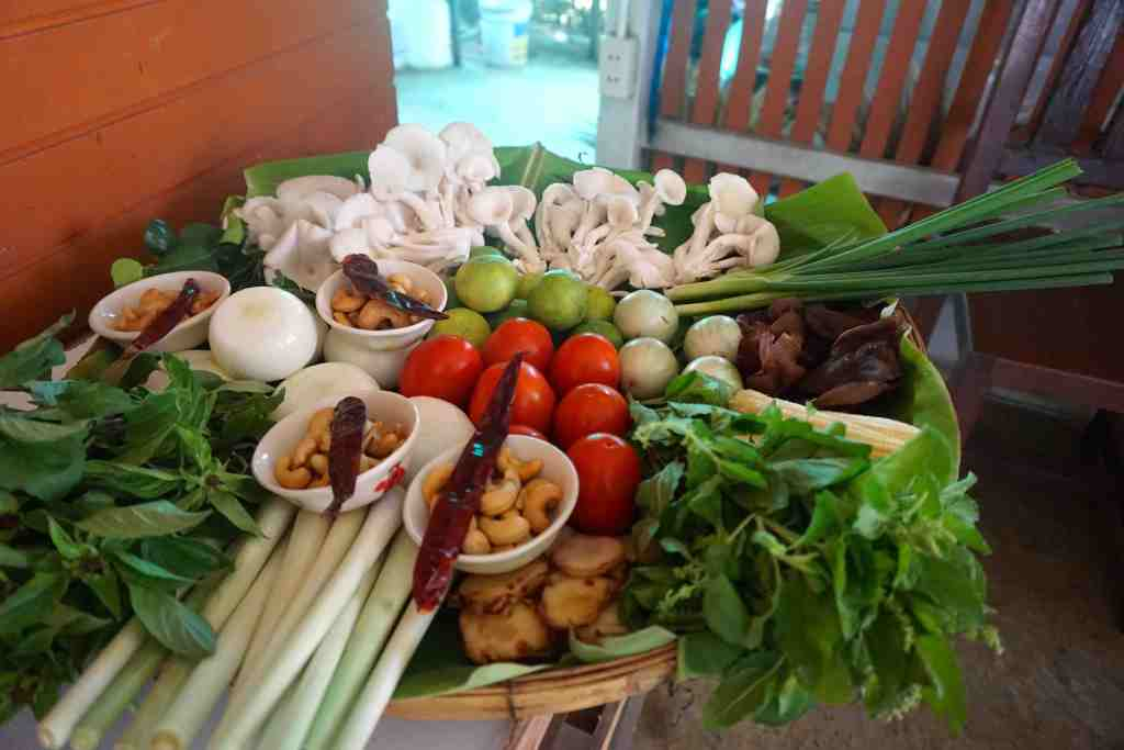 Asia Scenic Thai Cooking School Chiang Mai