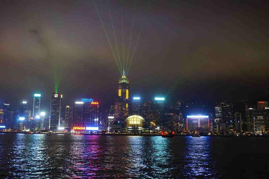 Symphony of Lights, Kowloon Hong Kong