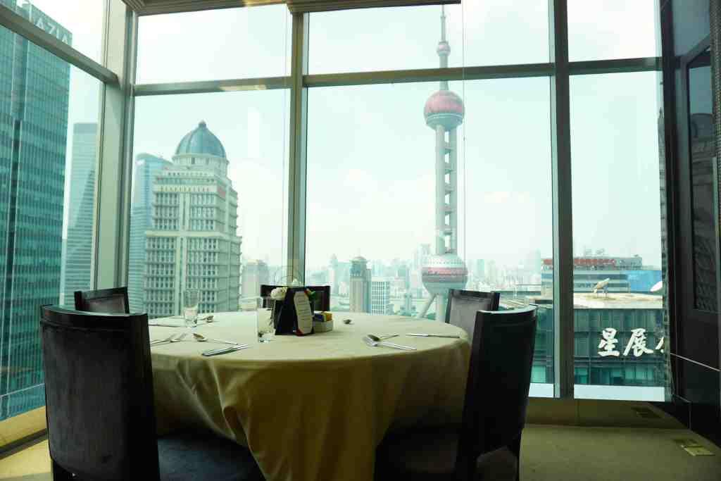The Grand Kempinski, Shanghai