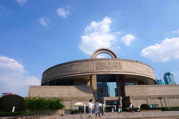 Shanghai Museum, Shanghai
