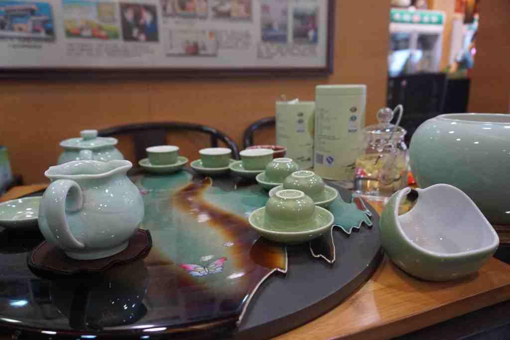 Longjing Tea, Hangzhou
