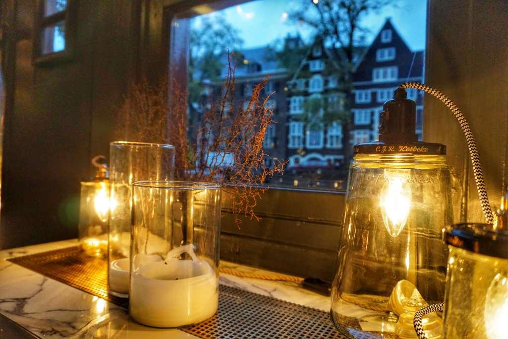 Bridges Restaurant Amsterdam