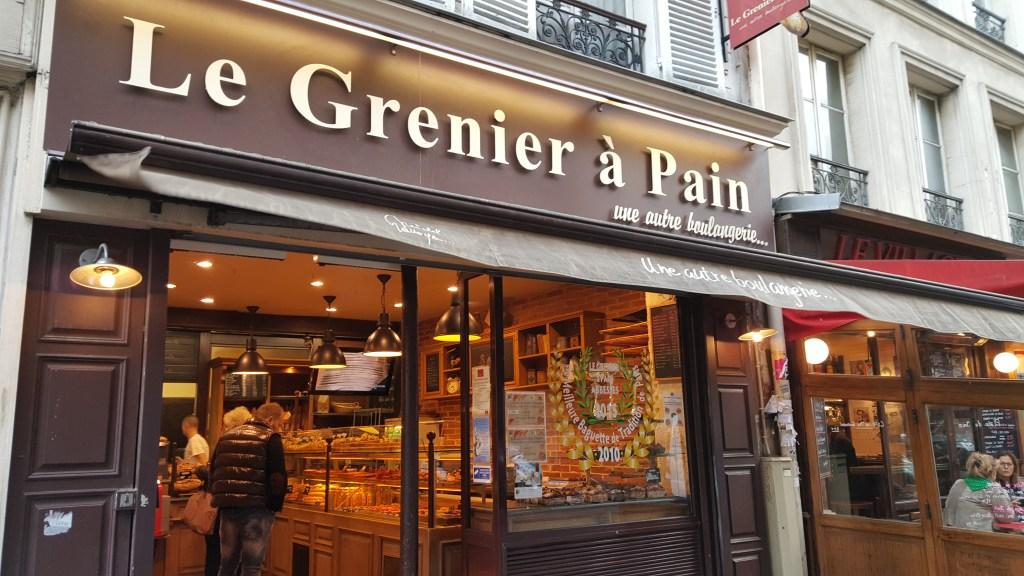 Le Grenier à Pain Montmartre Paris