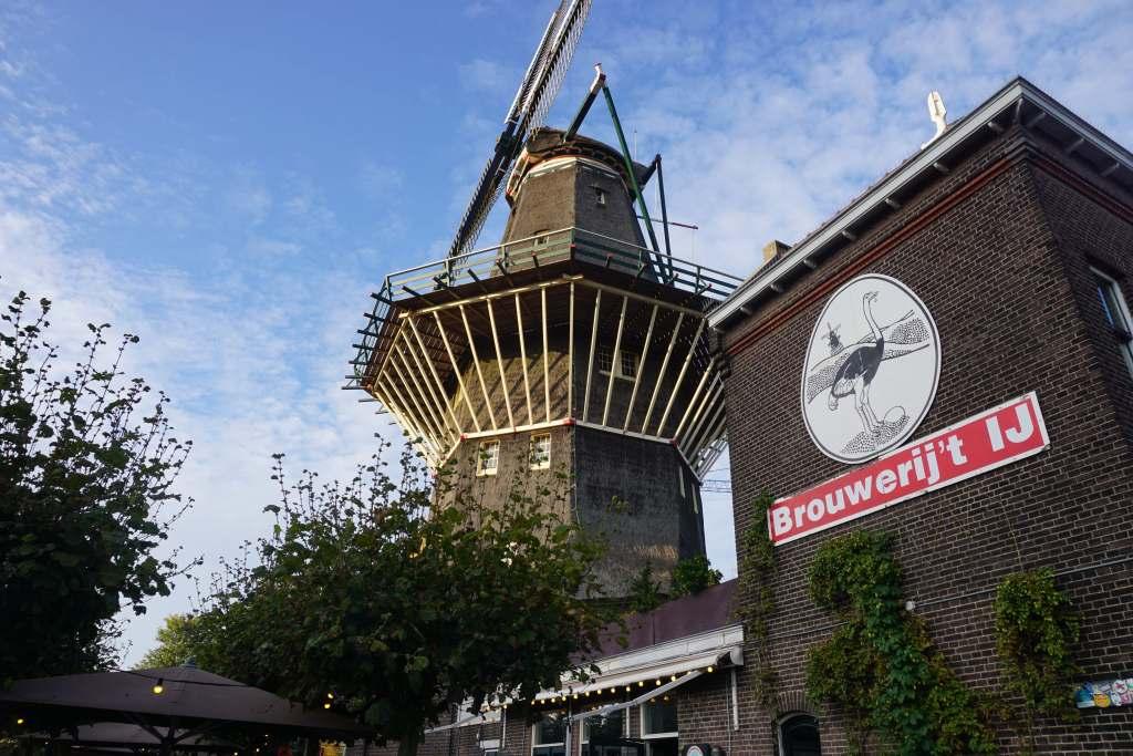 Brouwerij 't IJ Amsterdam