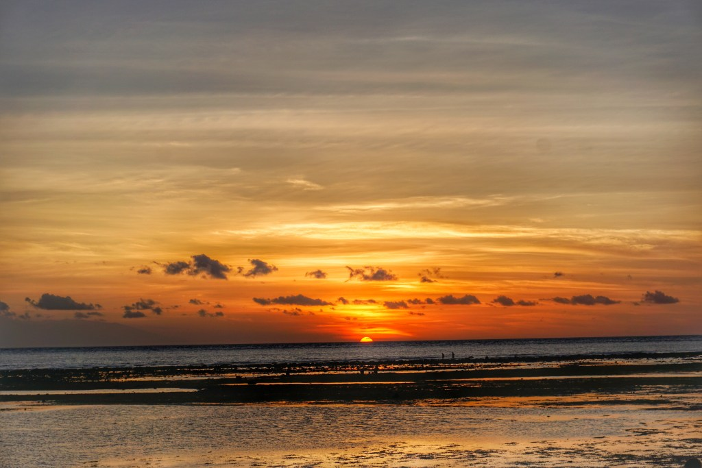 Gili T Sunset