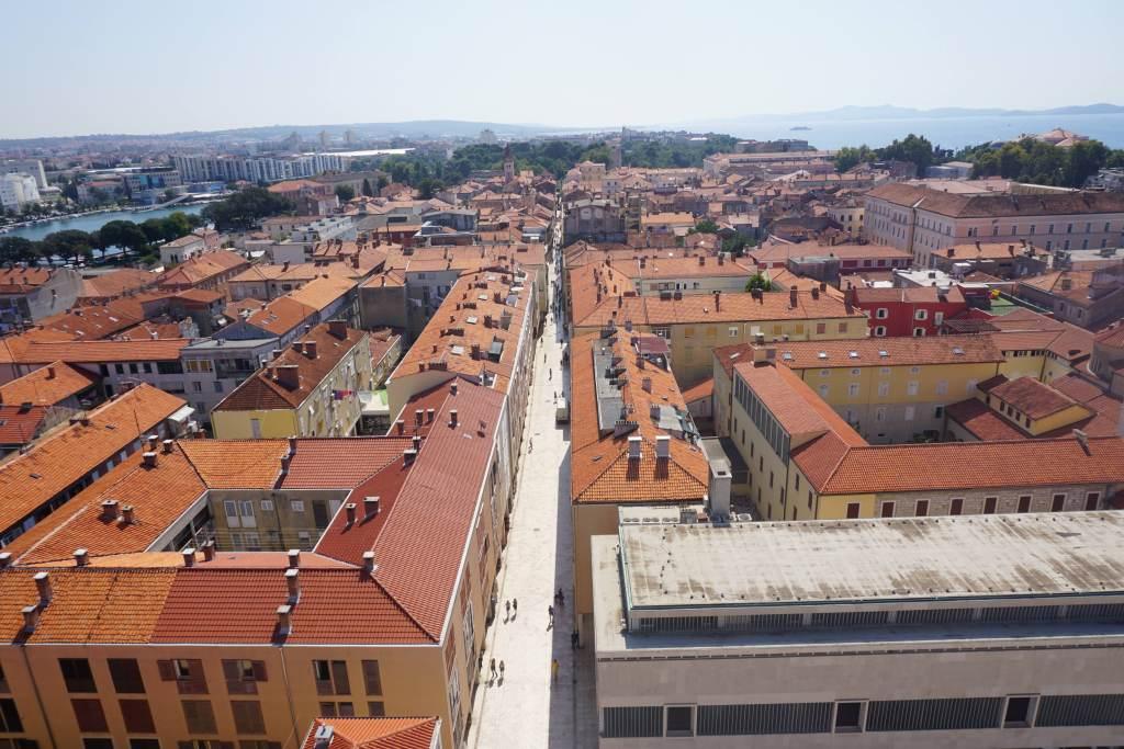 Kalelarga Zadar Croatia