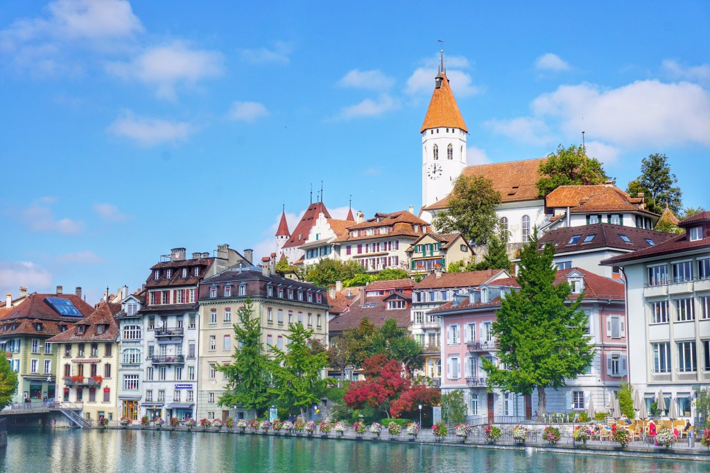 Thun Switzerland