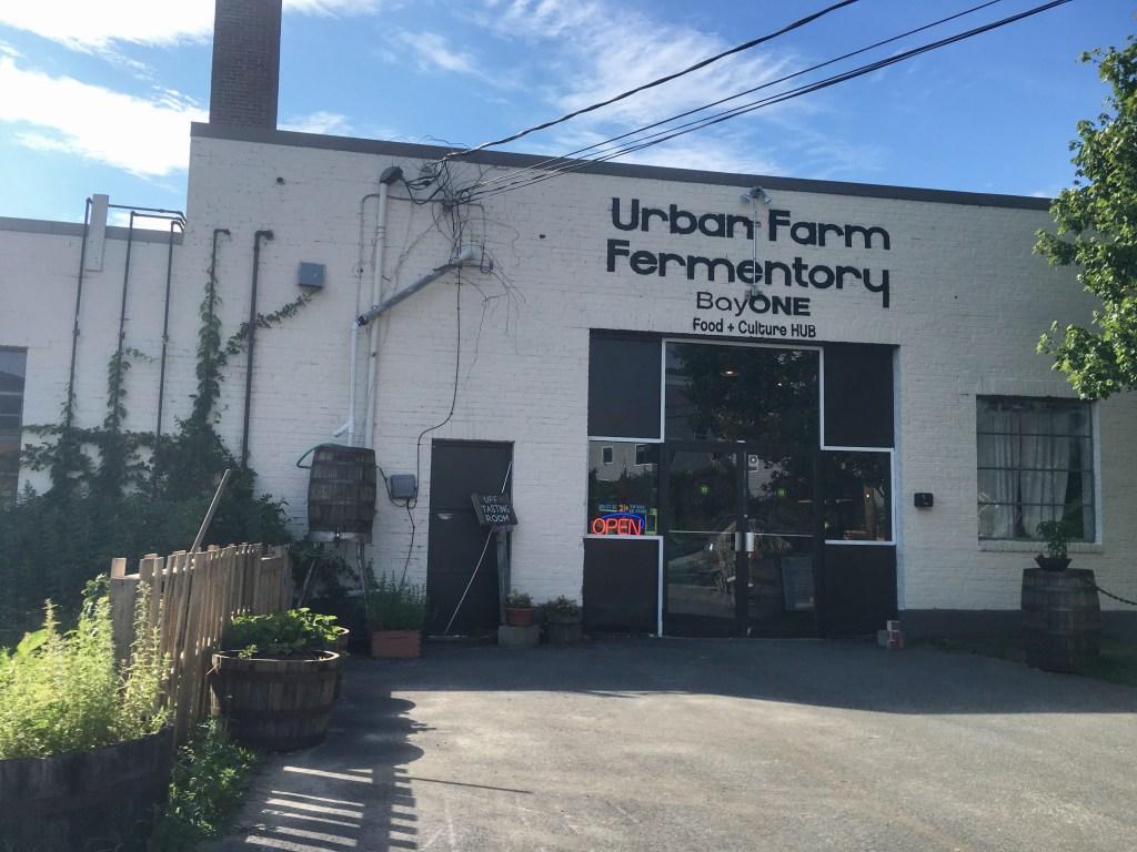 Urban Farm Fermentory, Portland Maine