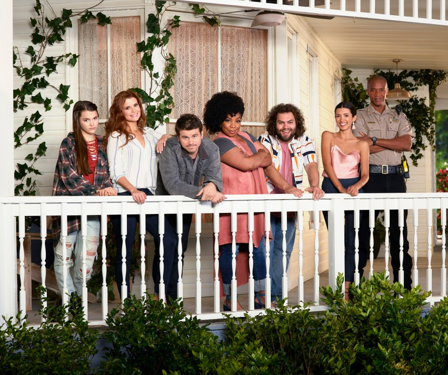 CHLOE EAST, JOANNA GARCIA SWISHER, JASON RITTER, KIMBERLY HEBERT GREGORY, DUSTIN YBARRA, J. AUGUST RICHARDS, INDIA DE BEAUFORT